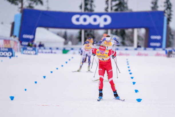FIN: Coop FIS Cross-Country Stage World Cup Ruka - Women's 10km F Pursuit