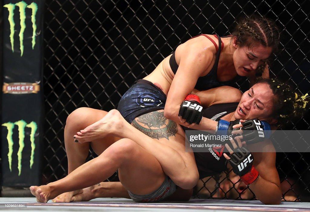 UFC 228 Woodley v Till : News Photo