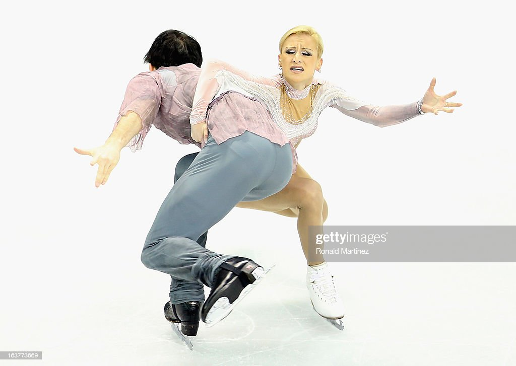2013 ISU World Figure Skating Championships - Day 3