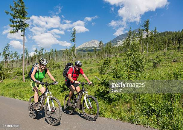 Tatra Mountains Mountainbiking