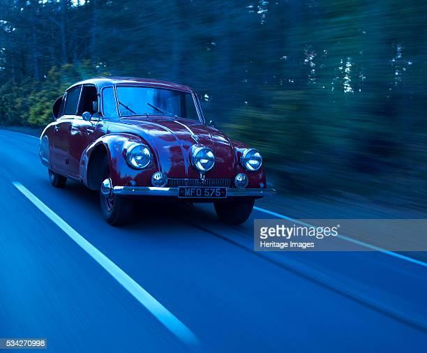 Tatra T87 at speed 2000