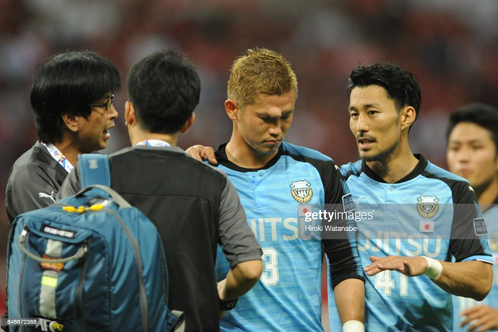 Urawa Red Diamonds v Kawasaki Frontale - AFC Champions League  Quarter Final 2nd Leg : ニュース写真