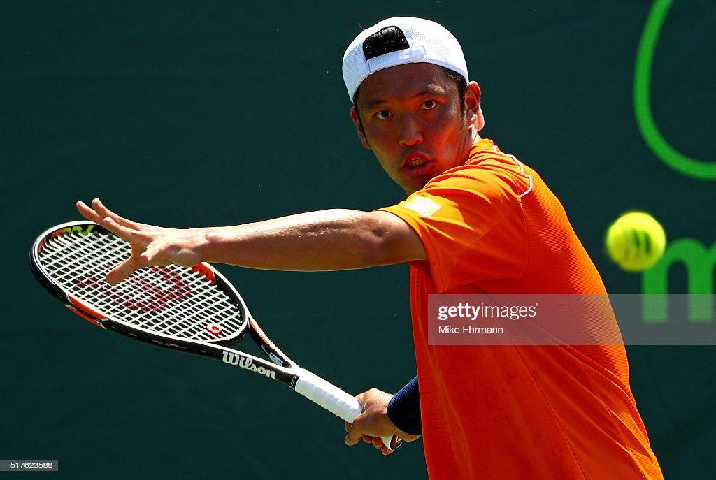 Miami Open - Day 6 : News Photo