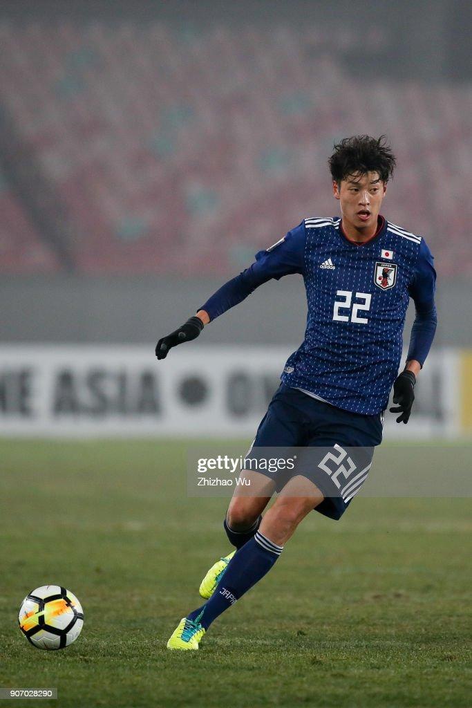 AFC U23 Championship Quarter-final: Japan v Uzbekistan : ニュース写真