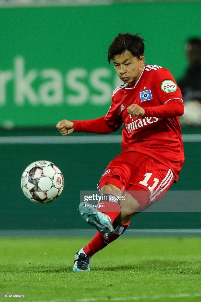 SpVgg Greuther Fuerth v Hamburger SV - Second Bundesliga : News Photo