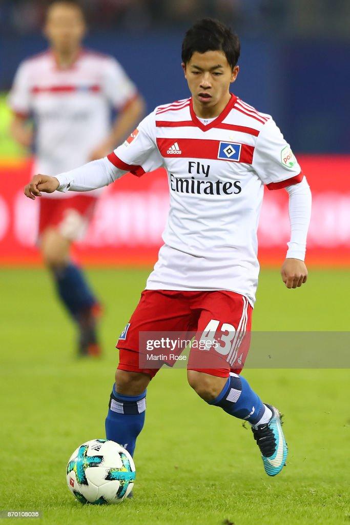Hamburger SV v VfB Stuttgart - Bundesliga : ニュース写真