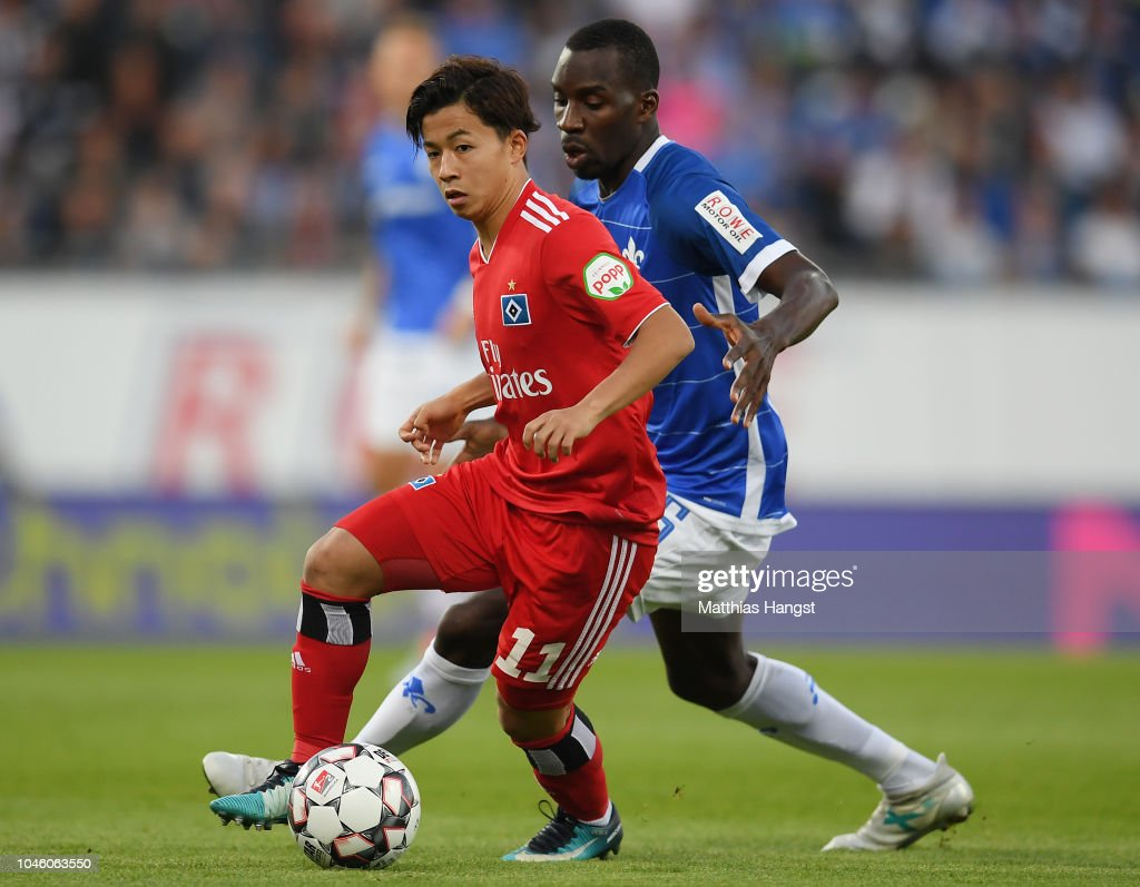 SV Darmstadt 98 v Hamburger SV - Second Bundesliga : ニュース写真