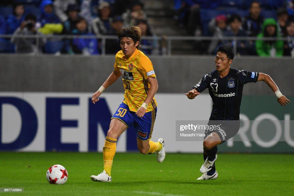 Gamba Osaka v Vegalta Sendai - J.League J1 : ニュース写真