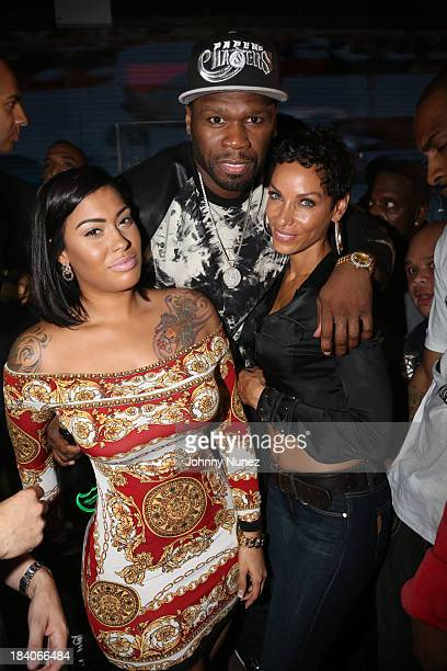 50 cent dating tatted up holly