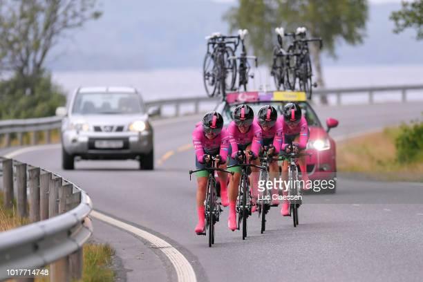 Tattiana Guderzo of Italy / Silvia Valsecchi of Italy / Francesca Pattaro of Italy / Katia Ragusa of Italy / Nicole Steigenga of The Netherlands /...