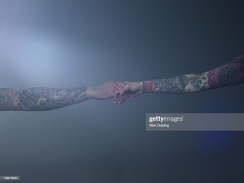 Tattoo Connection 30 : Stock Photo