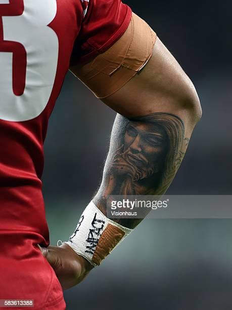 Fotografias E Imagens De Rugby Tattoos