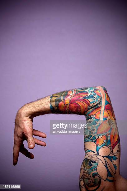 tattoo - tattoo stock pictures, royalty-free photos & images