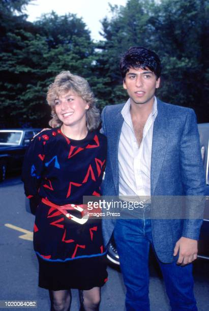 Tatum ONeal and Vince Spano circa 1993 in New York