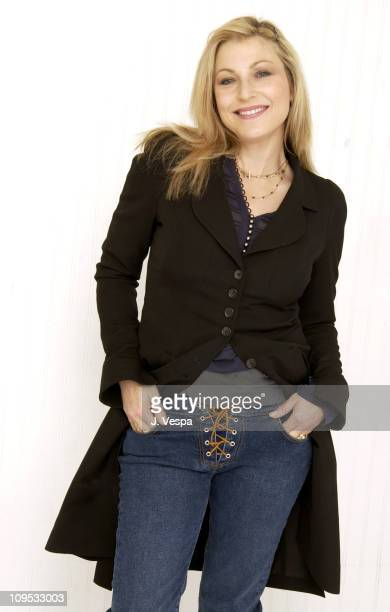 Tatum O'Neal during 2003 Sundance Film Festival The Technical Writer Portraits at Yahoo Movies Portrait Studio in Park City Utah United States