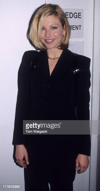 Tatum O'Neal during Tatum O'Neal at Amfar Benefit in Manhattan at Manhattan in New York United States