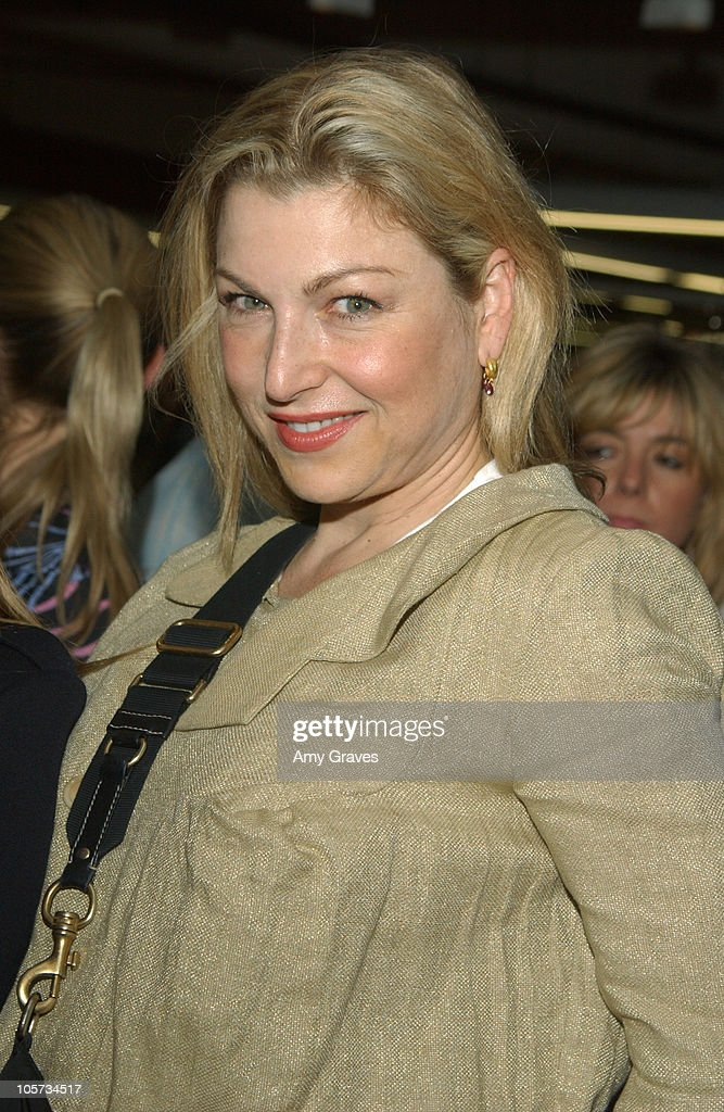 Tatum O'Neal during Vogue and Samsung Present the Anna Sui Mobile at Fred Segal Store in Santa Monica, California, United States.