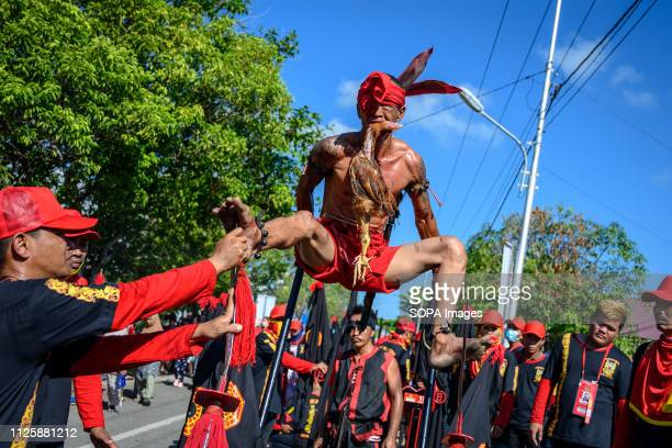 Tatung seen performing during the Cap Go Meh festival celebration The ancient art of Tatung which is a part of the Cap Go Meh Festival is believed to...