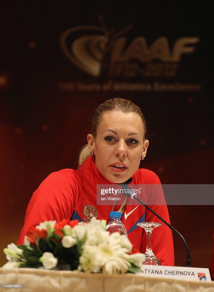 IAAF World Indoor Championships - Previews
