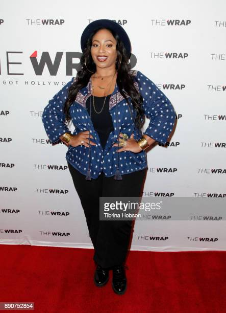 Taura Stinson attends TheWrap's 'Special Evening With 2018 Oscar Song Contenders' at AMC Century City 15 theater on December 11 2017 in Century City...