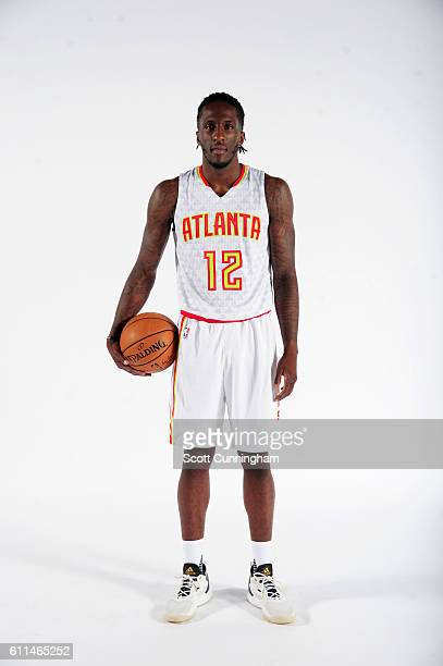Taurean Prince of the Atlanta Hawks poses for a portrait during the 20162017 Atlanta Hawks Media Day on September 26 2016 at The W Hotel in Atlanta...