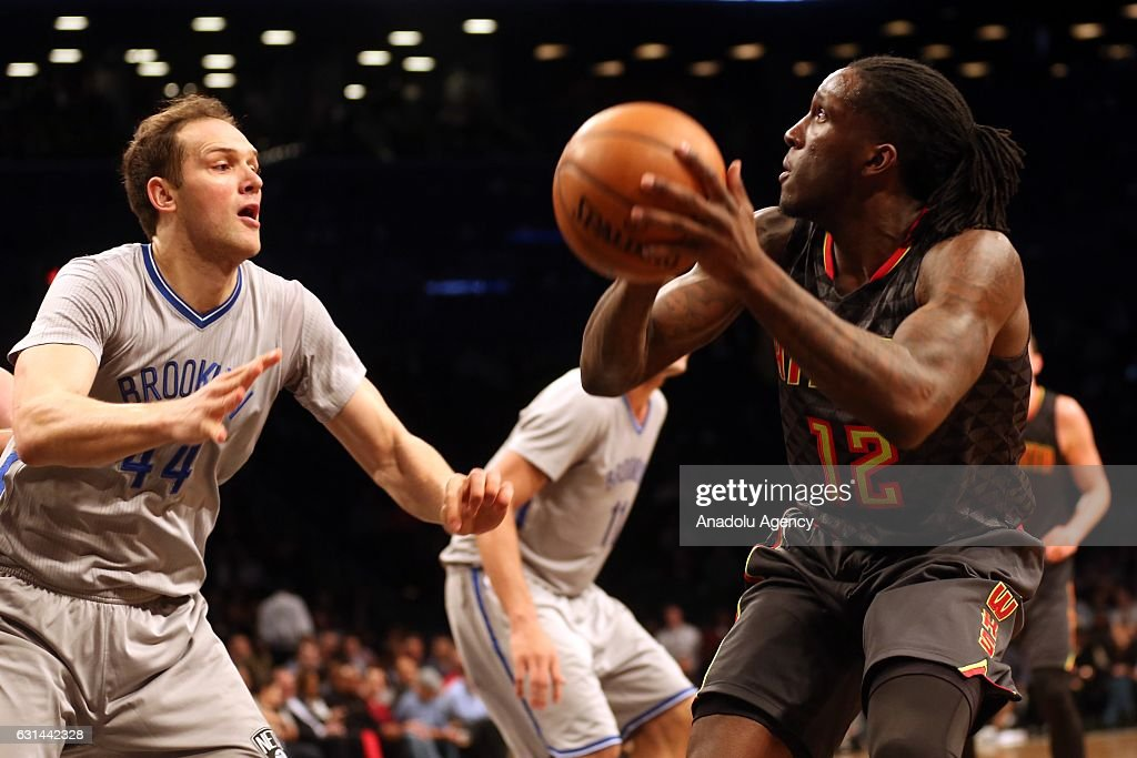 Brooklyn Nets vs Atlanta Hawks  : News Photo