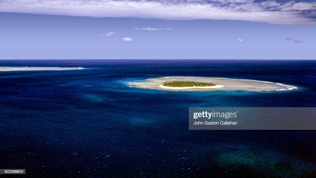 Tavarua Island : Stock Photo