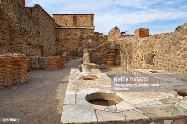 A Tavern, Pompeii