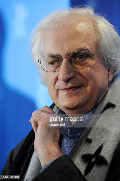 Tavernier, Bertrand - Director, France - at the International Film Festival Berlinale in Berlin -