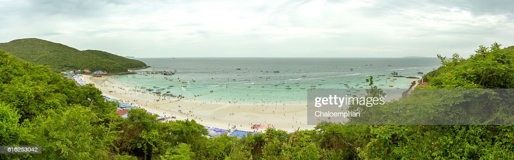 Tawaen beach. : Foto de stock