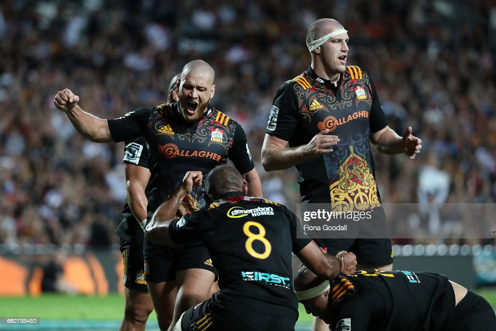 Super Rugby Rd 6 - Chiefs v Bulls
