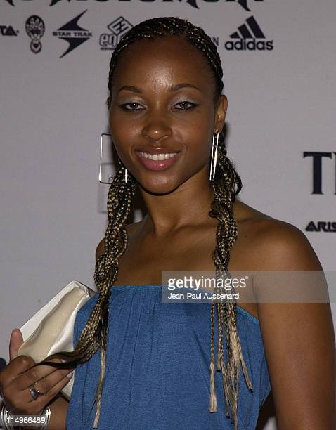 Tawny Dahl during Arista Record's BET Awards After Party at White Lotus in Los Angeles CA United States