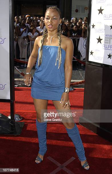 Tawny Dahl during The 3rd Annual BET Awards Arrivals at The Kodak Theater in Hollywood California United States