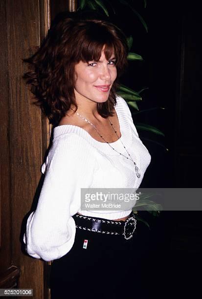 Tawny Kitaen pictured in 1995