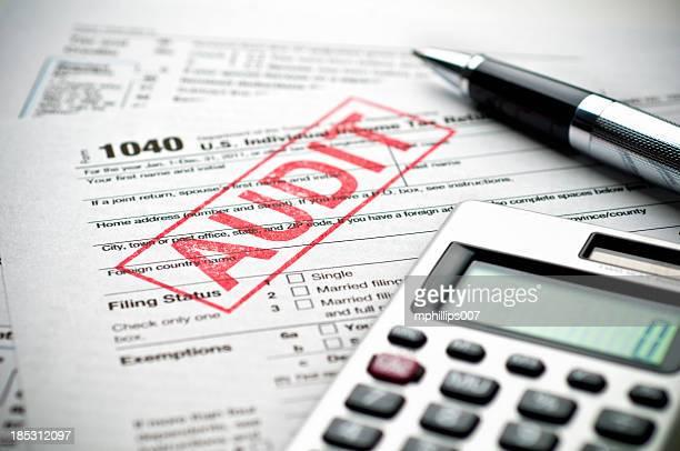 Auditoría de impuestos