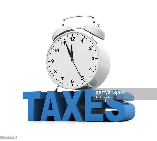 Tax Deadline Alarm Clock