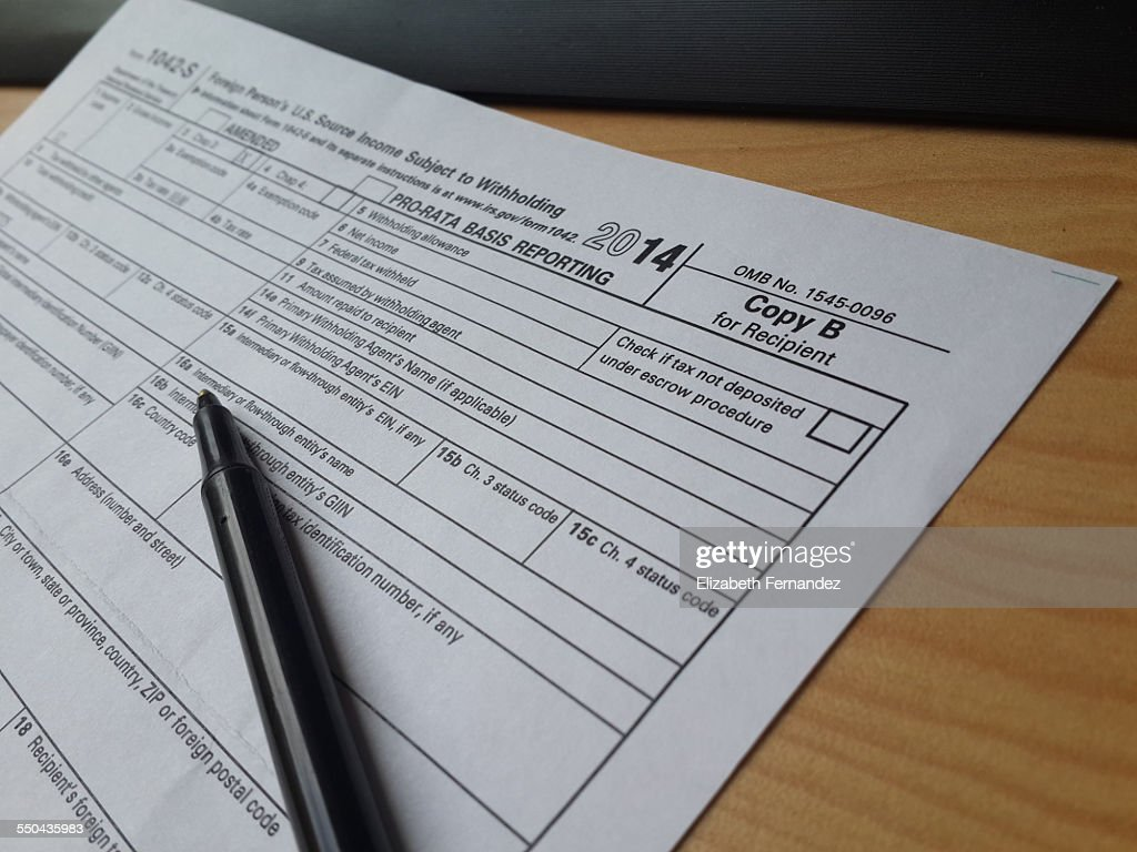 Tax Time Stock Photo - Getty Images
