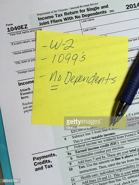 tax time - lancaster county pennsylvania stock pictures, royalty-free photos & images
