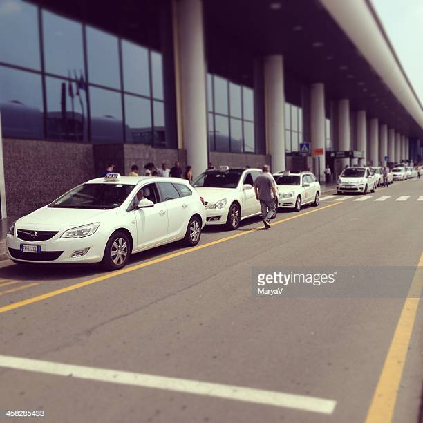 Taxi all'aeroporto