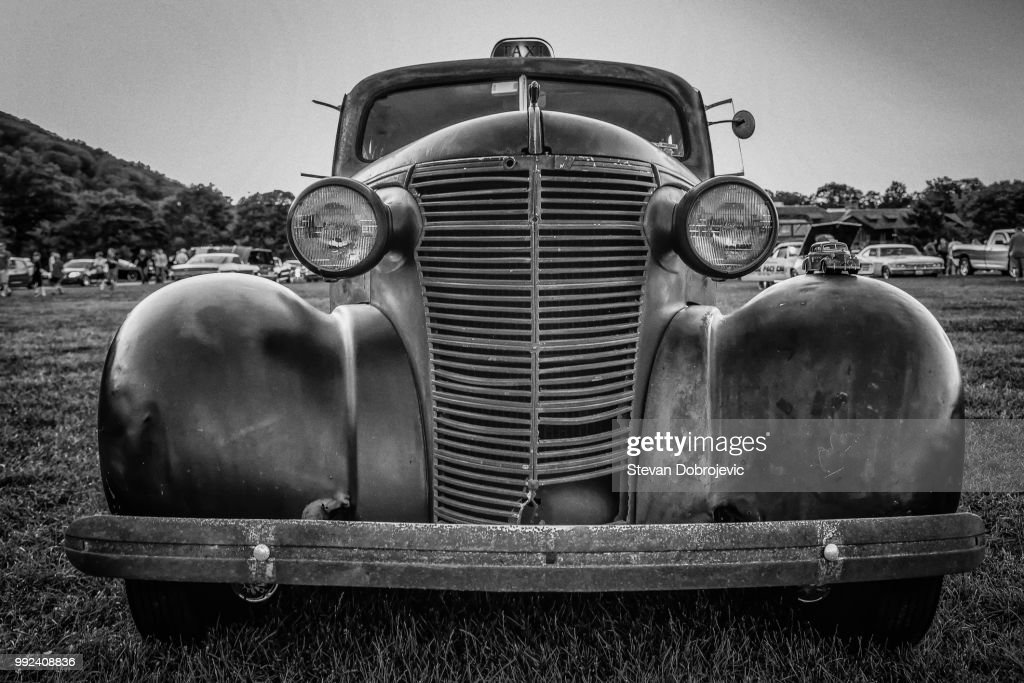 Taxi, build to last : Stock Photo