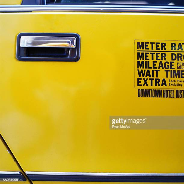taxi cab - yellow taxi stock pictures, royalty-free photos & images