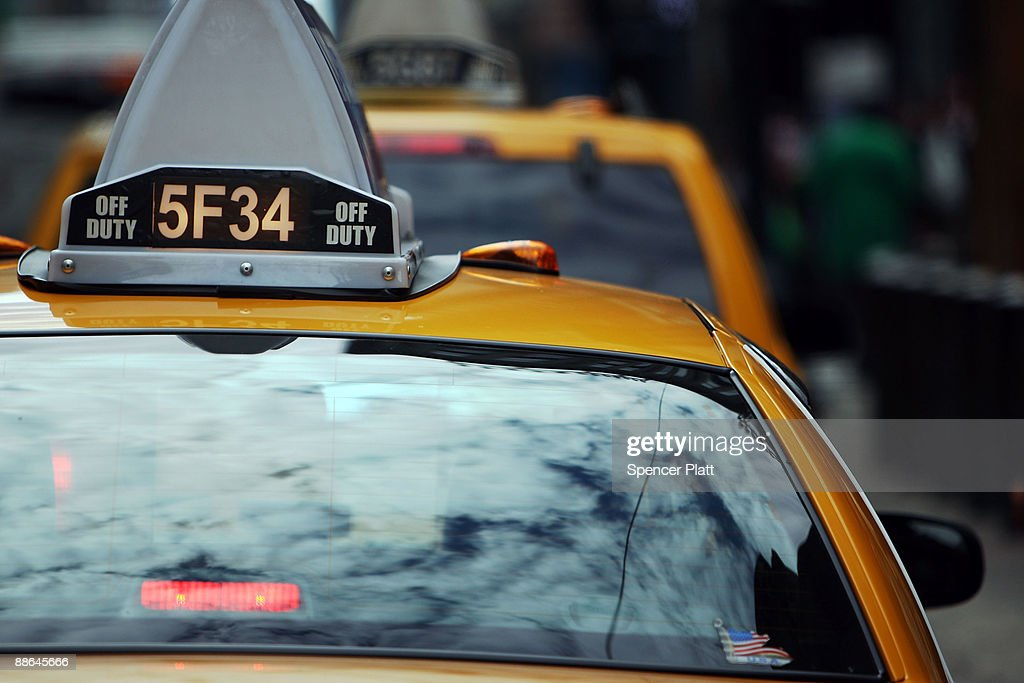 Judge Attempts To Block City's Incentives For Turning Cab Fleets Green : News Photo