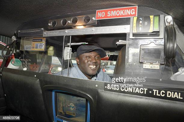 Taxi driver Frederick Amoafo named the safest taxi driver in New York by the Taxi and Limousine Commission Amoafo has taken more than 50000...