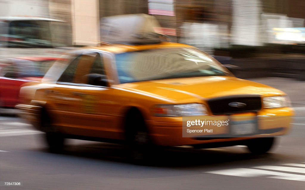 Taxi Fares in New York To Rise : News Photo