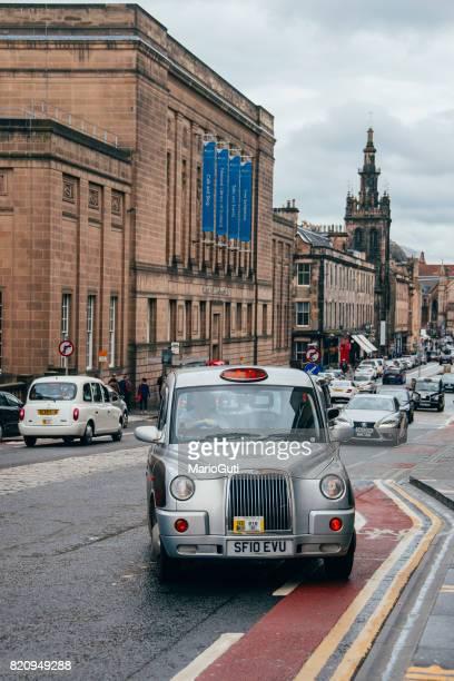 Taxi in Edinburgh