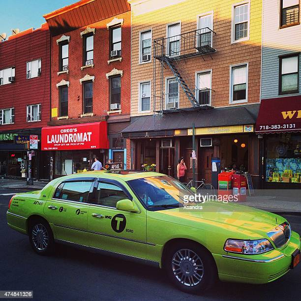 Taxi in Williamsburg