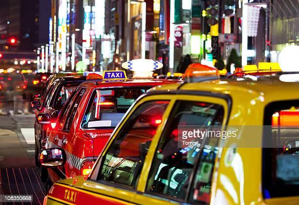 タクシー、日本