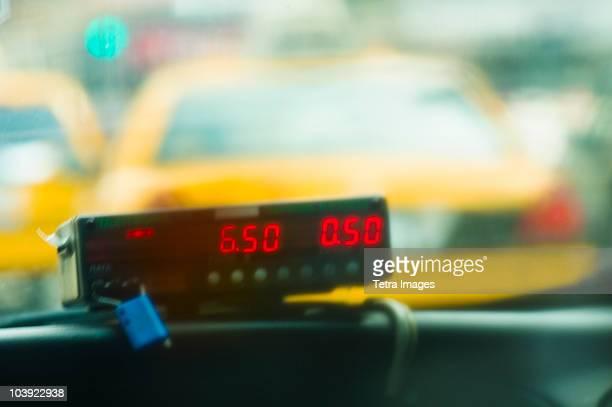 Taxi meter