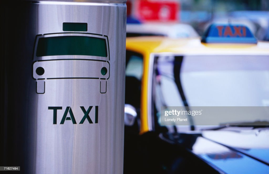 ba53d38f7a Taxi Stand At Orchard Road Singapore Singapore Stock Photo