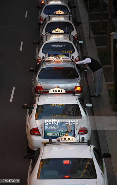 Taxi Sydney Sydney Australia